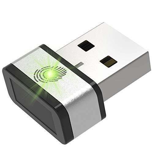GMYLE Mini USB Lector Huellas Dactilares Windows 7