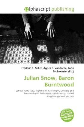 Julian Snow, Baron Burntwood