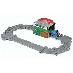 Thomas & Friends Take-N-Play Sodor Lumber Playset