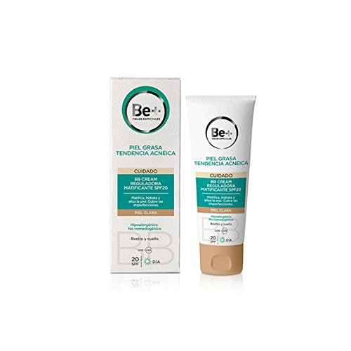 BE+ BB CREAM REGU MATIF F20 P CLARA 40ML