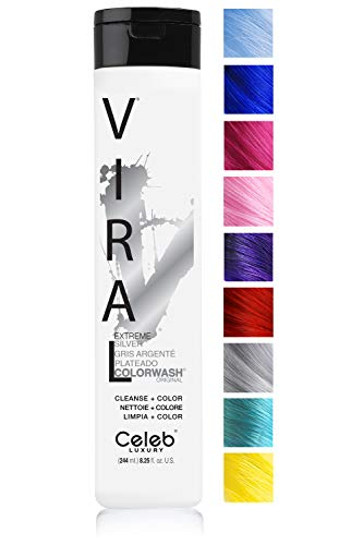 Viral Extreme Silver ColorWash by Celeb Luxury -