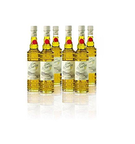 Venta Del Barón - Natives Olivenöl Extra, 6er Pack  (6 x 0,5 l)