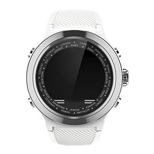 Reloj Inteligente Javpoo Impermeable Actividad Vidrio