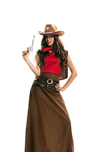 Imagen de my other me  disfraz de vaquera para mujer, s viving costumes 202618
