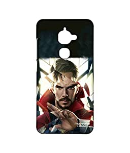 Licensed Marvel Comics Doctor Strange Premium Printed Back cover Case for LeEco Le 2