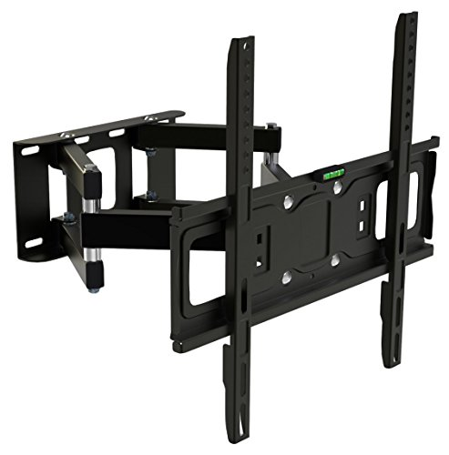 MEDION LIFE S18031 MD 23037 Qualitätswandhalterung, VESA max. 400 x 400 mm, passend für nahezu alle LCD TV Geräte von 66-140 cm 26-55
