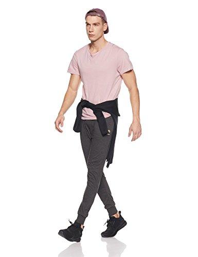 Chromozome Men's Cotton Track Pants (8902733390279_S8925-Graphite_Large)
