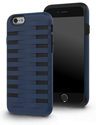 GADGEO iPhone 6 6S Case Tough Heavy Duty Shock