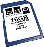 DSP Memory Z-4051557389557 16GB Speicherkarte für Panasonic Lumix DMC-TZ41EG-K