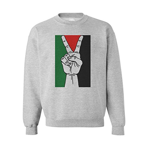 Palestine Victory Peace Hand Small Unisex Sweater