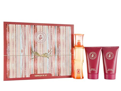 Caribbean Joe donna Eau de Toilette 100 ml Set regalo per lei