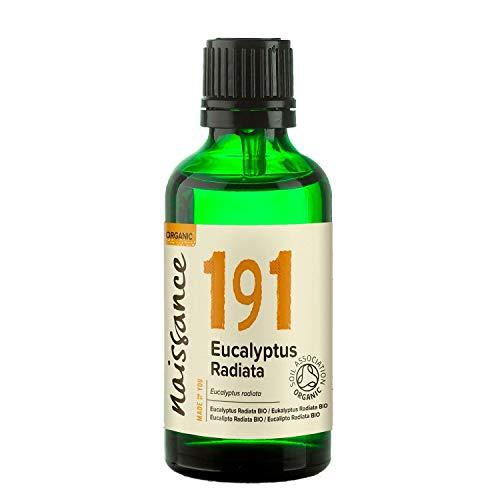 Naissance Aceite Esencial Eucalipto Radiata BIO 50ml