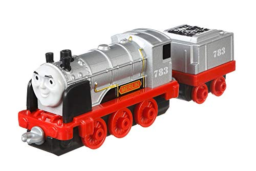 Thomas & seine Freunde DXR59 - Adventures Lok Merlin, Spielzeug Zug ab 3 Jahren