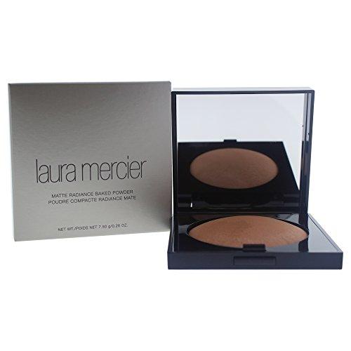 Laura Mercier Matte Radiance Baked Powder Bronze 03 femme/women, Puder, 1er Pack (1 x 8 g)
