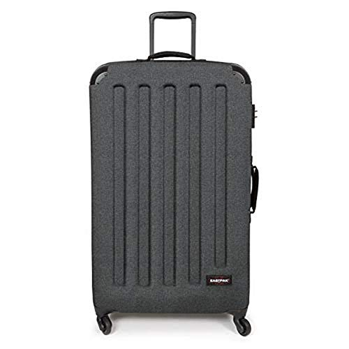 Eastpak TRANZSHELL XL Bagaglio a mano, 80 cm, 91 liters, Nero (Black Denim)