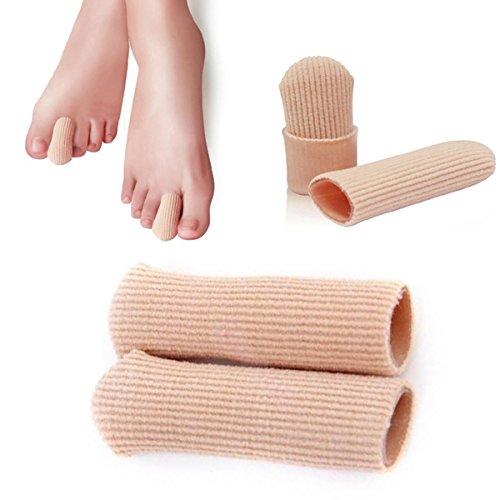 Medizinische Neue Ausrüstung (attachmenttou Neue Soft Gel Cap Finger Zehe Sore Tube Protector Kleine Fußpflege Gesundheit)