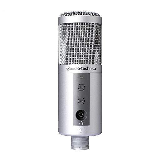 Micrófono de condensador de grabación en vivo USB Micrófono inalámbrico Bluetooth