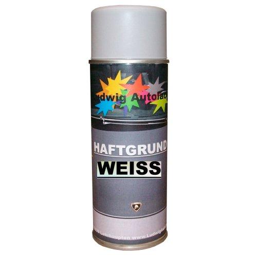 1 Haftgrund Spray weiss 400 ml je Spraydose