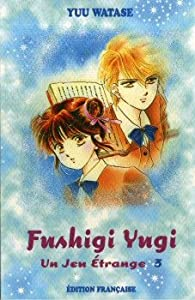 Fushigi Yugi Edition simple Tome 3