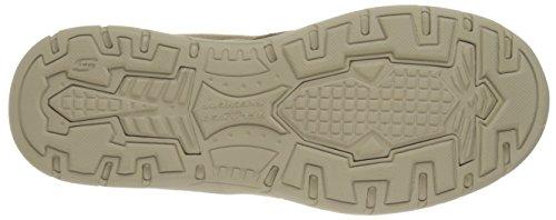 Skechers - Expectedorman, Scarpe da ginnastica Uomo Verde (Grün (KHK))