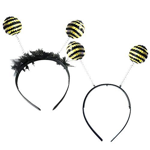 ene Stirnband Party Stirnband Niedlichen Tentakel Kostüm Stirnband für Kinder ()