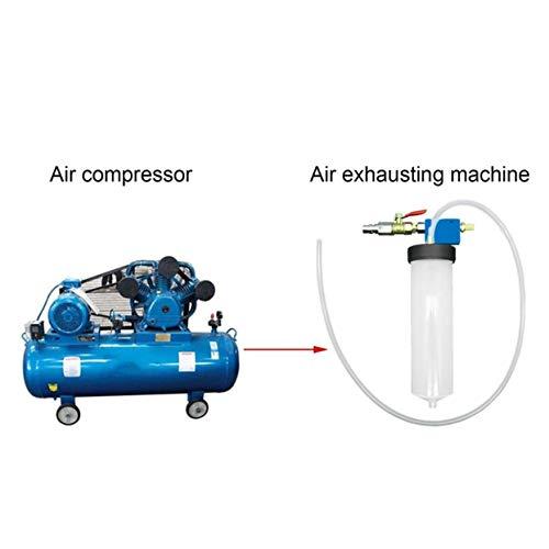 Voiture Auto Moto V/éhicule de frein hydraulique dembrayage Bleeder Pompe /à huile suintement dhuile de remplacement Adaptateur Kit outil flexible