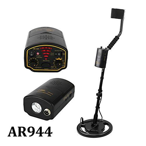 DZSF Metalldetektor Untertage Tiefe1.5M AR944M Scanner Finder Tool 1200Ma Li-Batterie für Goldgräber Schatzsuchender Jäger Garrett Scanner