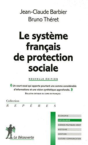 Le système français de protection sociale par Jean-Claude BARBIER