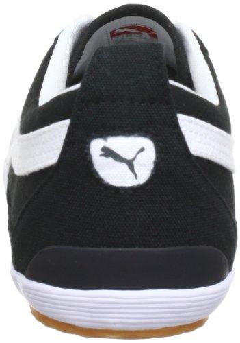 Puma Puma Serve Pro Cnvs, Baskets mode homme Noir - Schwarz (black-white-vaporous gray 06)