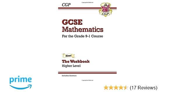 GCSE Maths Workbook: Higher - for the Grade 9-1 Course