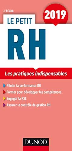 Le petit RH 2019 - Les pratiques indispensables par Jean-Pierre Taïeb