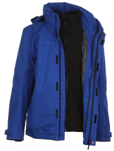 High Peak Herren Doppeljacke Brandon true blue