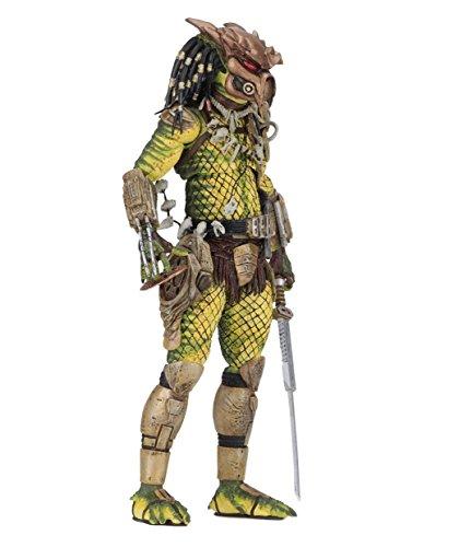 Predator - Actionfigur - Ultimate Elder The Golden Angel + Zubehör - 21 cm