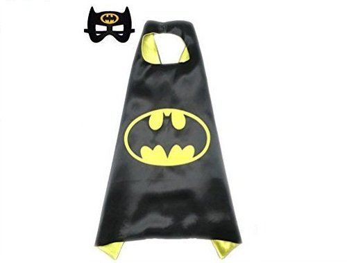 Mr Gadget Solutions® Premium Quality super mask and cape Costume Set for Kids ()