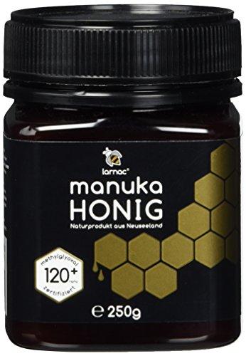 Larnac Aktiver Manuka Honig 120 plus, 1er Pack (1 x 250 g)