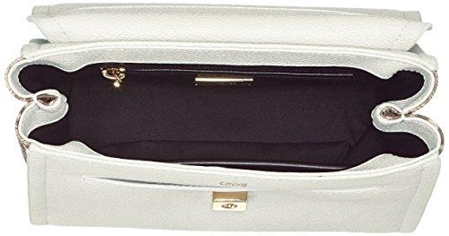 Cavalli Leogram 001, sac bandoulière Elfenbein (Offwhite)