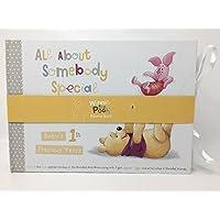 Hallmark - Libro para guardar los recuerdos del primer año de vida del bebé (incluye caja regalo)
