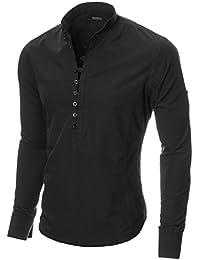MODERNO - Freizeit Langarm Herrenhemd (MOD1431LS)