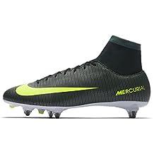 Nike - Botas de fútbol de Material Sintético ... 73e259f76cff0