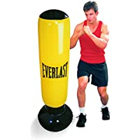 Everlast Ev2628Ye 057195 99005 Sac de Frappe/Punching-Ball Gonflable