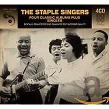 Staple Singers - 4 Classic Albums