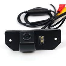 autostereo - cámara de marcha atrás para coche Ford Mondeo, S-Max, Kuga Focus, Fiesta, C-MAX, Ford Focus, Fiesta, HD, impermeable