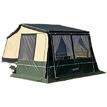 Remolque camping Kenya Desert