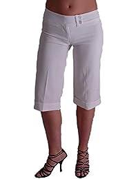 EyeCatchClothing - Wenro Ladies Capri Crop Hose