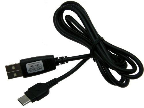 Original Samsung USB Datenkabel Connector | für Samsung SGH-Z150 | SGH-Z370 | SGH-Z400 | SGH-Z510 | SGH-Z540 | SGH-Z630 | SGH-ZV40 | Data Cable Daten Austausch (PCB200BBE)