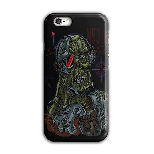 Gamer Toter Mann Spielen Zombie schaurig androide iPhone 6 / 6S Hülle   (Gamer Kostüm Zombie)