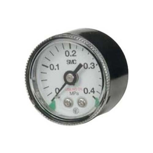 SMC G46–4-02-sra Manometer für reinigen Strahlregler mit Limit Indikator (AD 42)