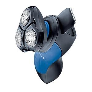 Remington XR1450 Hyperflex Aqua Plus Rotary Electric Shaver - Black/Blue