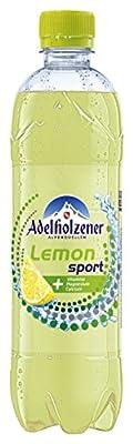 Adelholzener Lemon Sport, 18er Pack (18 x 500 ml)