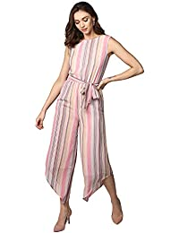 2ce57cf4843d Amazon.in  Pinks - Jumpsuits   Dresses   Jumpsuits  Clothing ...